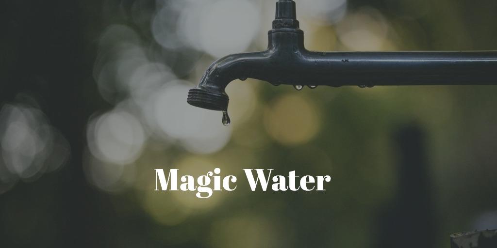 Magic water Kelowna BC